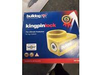 BULLDOG King Pin Lock Kit for HGV Trailers £100