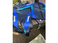 Mares wet suit
