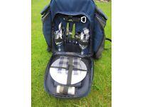 Rucksack for picnic
