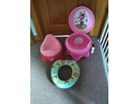 Minnie Mouse potty for sale
