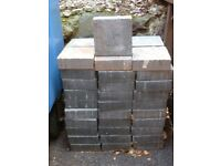 Small paving slabs