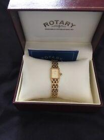 Ladies rotary watch