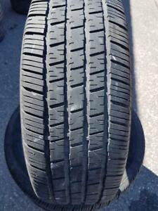4 PNEUS ETE - HANKOOK 195 60 15 - 4 SUMMER TIRES