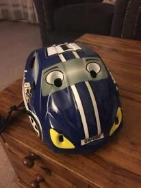 Kids new bike helmet