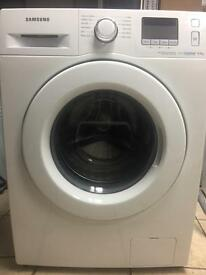Samsung ecobubble 8kg washing machine like new only few months old