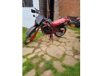 Kawasaki kmx 125 1989