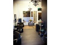 Hairdressing Salon for sale with option of freehold or leasehold