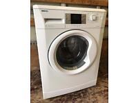 Beko 8kg 1400 spin eco washing machine.