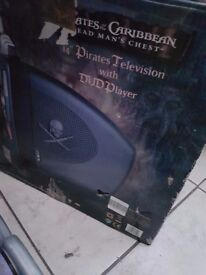 PIRATES OF THE CARIBBEAN TV/DVD