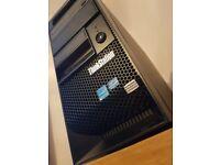 *SOLD* IBM Xeon Workstation / Gaming PC, 3.6GHz, 16GB RAM, SSD+ HD, GTX 1050Ti