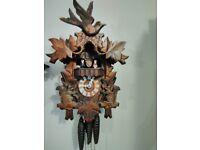 black forest musical cuckoo clock
