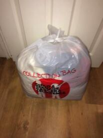 BAG OF WOMENS CLOTHES
