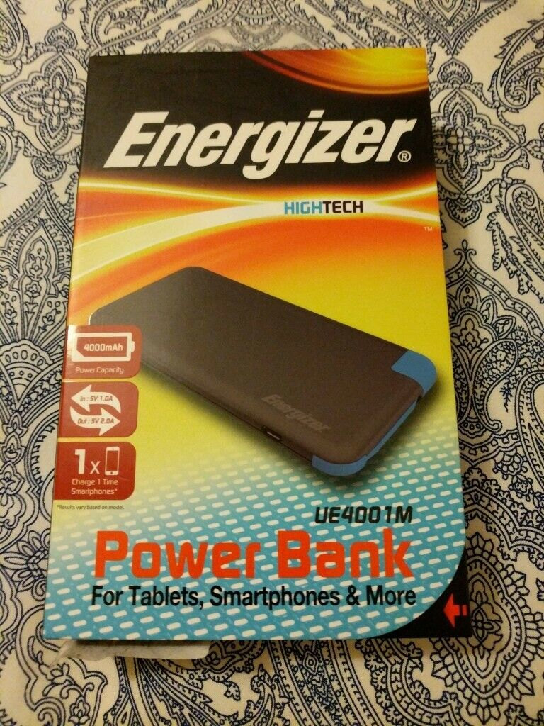 Energizer power bank charger brand new SW17 | in Clapham, London | Gumtree