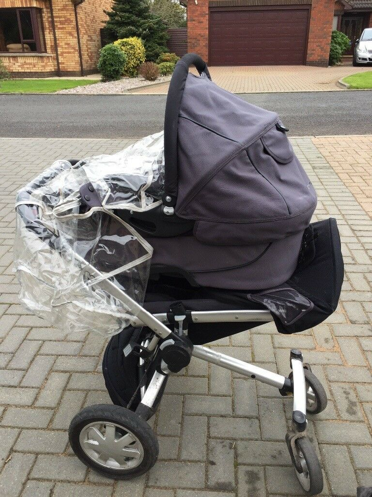 Quinny pram , car seat and walker