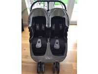 Baby Jogger Mini City Double Pushchair