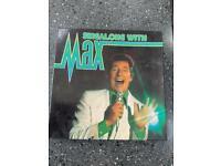 Singalong With Max 6 x Vinyl LP's Readers Digest Box Set