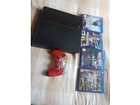 Ps4 and some games