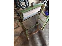 Antique taywil mangle