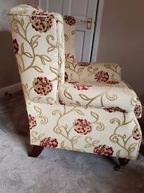 Wing Fireside chair