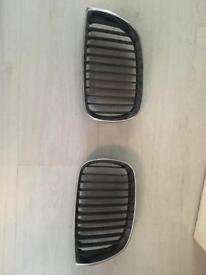 BMW 3 series grills