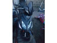 2012 Kymco super 8 125 cc swap wug