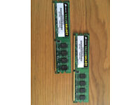 Corsair VS2GB667D2 Value Select 2GB (1x2GB) DDR2 667 Mhz CL5 240 Pin DIMM