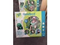 Quadpod 4 in 1 swing seat brand new in box