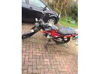 Kenbo kb50 motorbike 50cc 49cc