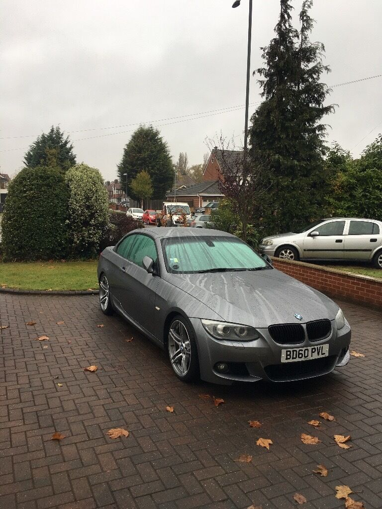 BMW 325 diesel m sport convertible full service history and all