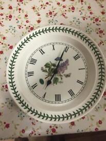 Portmerin clock