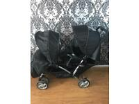 Graco Stadium Duo Tandem Push chair - Oxford RRP £226