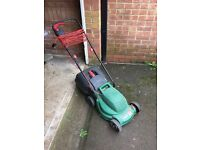 Qualcast Easi-Track 320 Electric Lawnmower