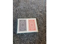 Vintage Playing Cards Sealed not sure of age