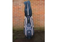 Ladies Green Lamb Golf Bag- excellent condition - collection only SK12 1XG