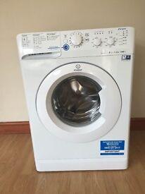 Indesit XWSC61251 6kg 1200 Spin White A+ Rated Washing Machine 1 YEAR GUARANTEE FREE FITTING
