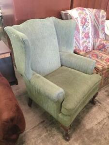 BERGERE  ----  WING CHAIRS