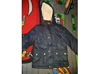 Boys age 5-6 jackets