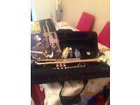 Sonata TR701 trumpet plus extras!