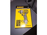 Brand new dewalt 18v impact wrench DCF 880N