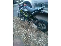 DEMON X 125CC