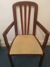 URGENT Chair by Sakol of Glasgow - perfect DIY project