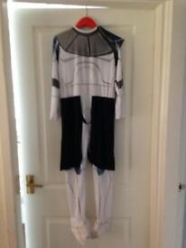 Star Wars costume/ fancy dress ( medium kids)
