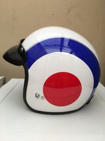 Scooter/motorcycle helmet size small