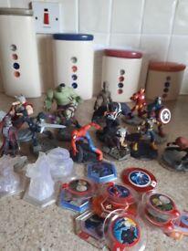 Marvel Disney infinity action figures