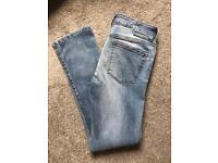 River island skinny jeans 28 regular