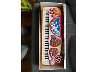 Children's keyboard from John Lewis
