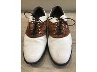 Men's footjoy golf shoes excellent condition