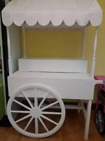 Sweet cart display