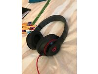 Beats Studio headphones, perfect condition
