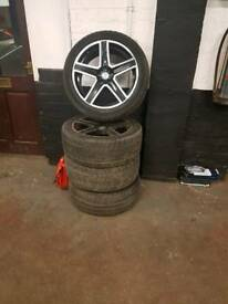 Vw alloy wheels 17 inch
